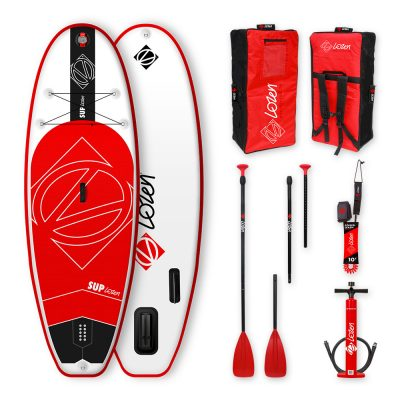 Stand Up Paddle Board gonflable Lozen 7'5 pour enfants.