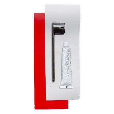 Kit de réparation pour planche de Stand Up Paddle Board gonflable PVC Fusion Rouge Lozen